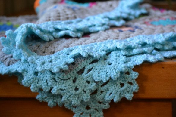 crochet edging free pattern