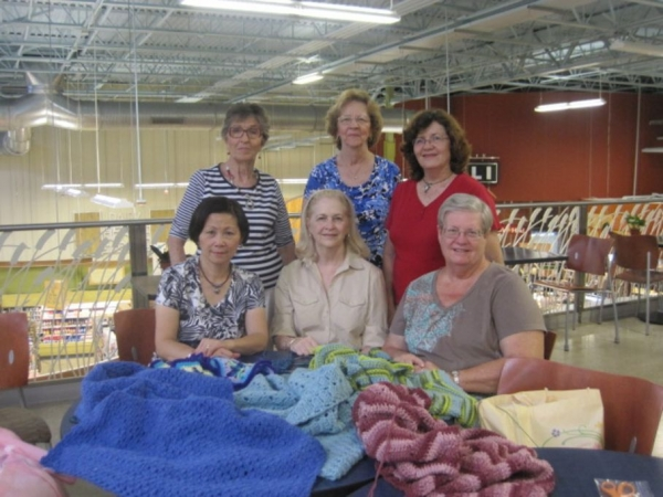 Crocheting Groups : Crochet group?s mission is simple: Help make vets feel cared for ...
