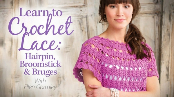 crochet lace 600x337 Link Love for Best Crochet Patterns, Ideas and News