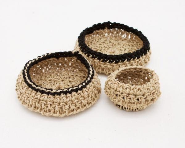 crochet vessels