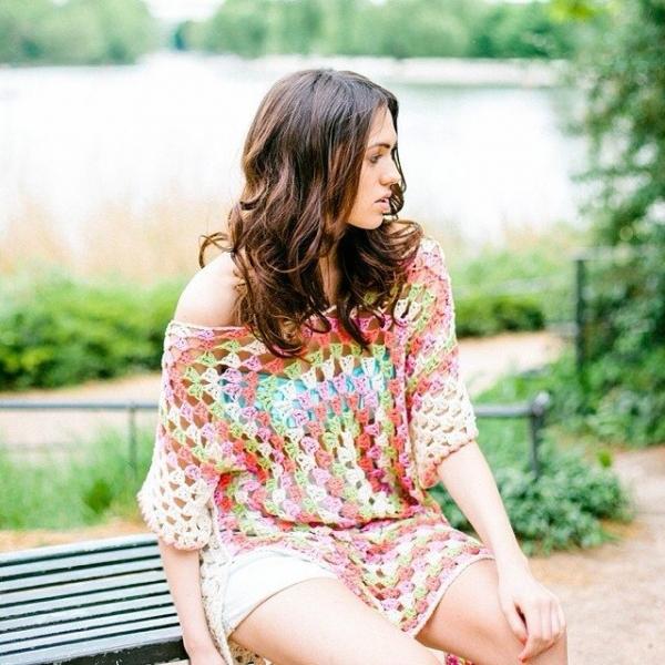 crochetali shirt