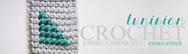 cross stitch crochet Link Love for Best Crochet Patterns, Ideas and News