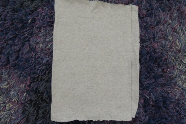 how to make t-shirt yarn for crochet