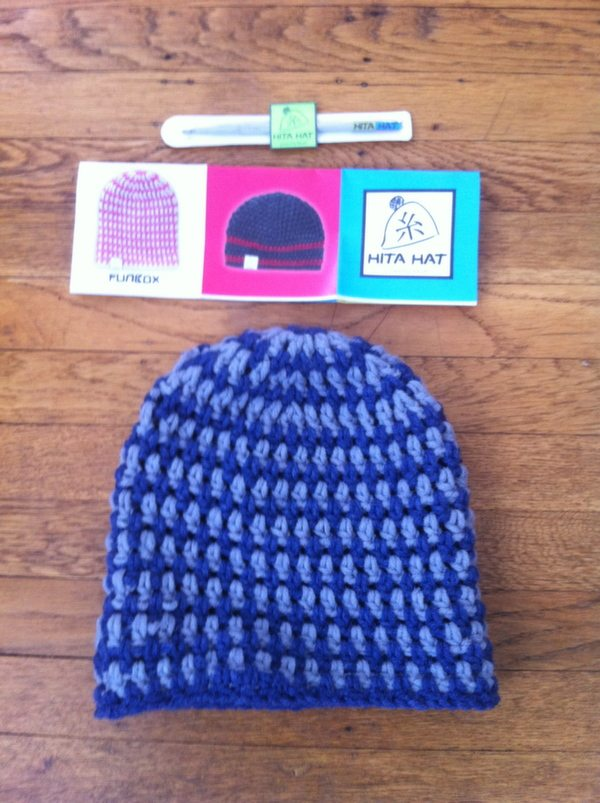 hita hat crochet