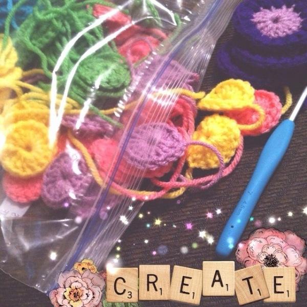 sapphire crochet