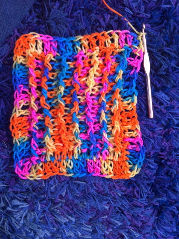 post stitch crochet