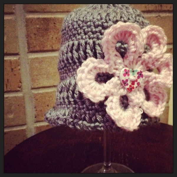 creativeglo13 instagram crochet flower