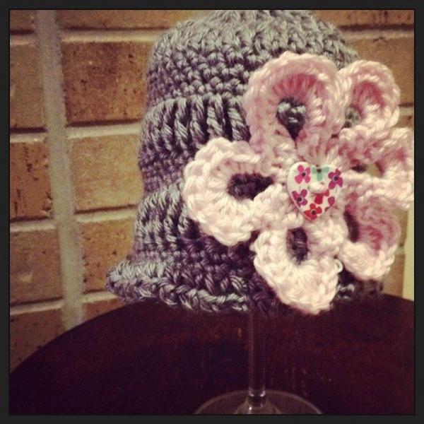 creativeglo13 instagram crochet flower