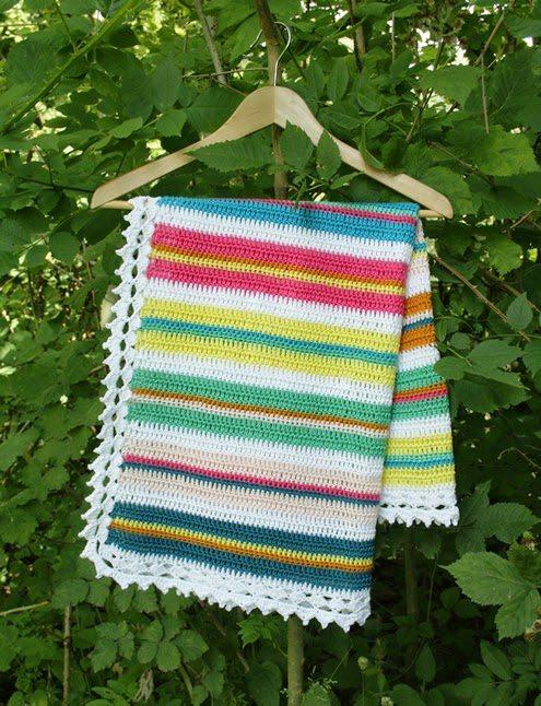 crochet baby blanket pattern1 Link Love for Best Crochet Patterns, Ideas and News