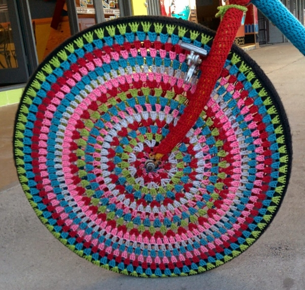 crochet bike 600x571 Link Love for Best Crochet Patterns, Ideas and News