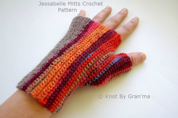crochet gloves pattern Link Love for Best Crochet Patterns, Ideas and News