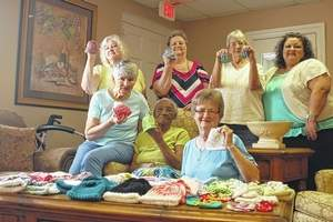 crochet group