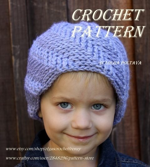 crochet hat pattern2 Link Love for Best Crochet Patterns, Ideas and News