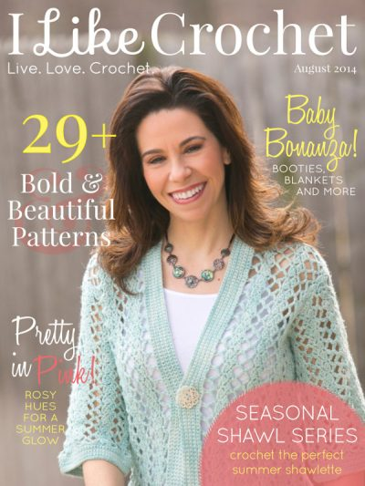 Crochet Monthly Magazine : crochet magazine