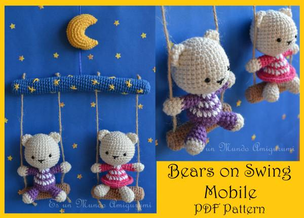 crochet mobile pattern