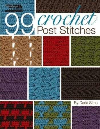 crochet post stitches book