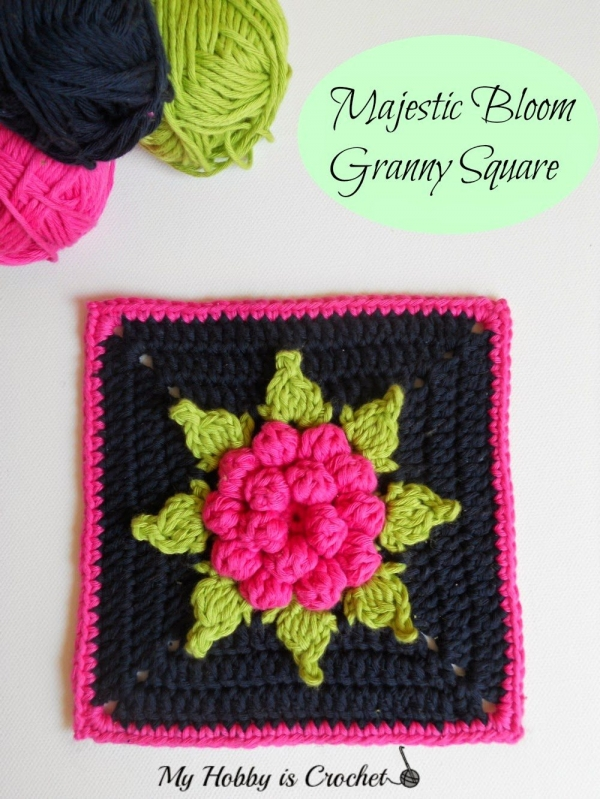 crochet square pattern2 600x799 Link Love for Best Crochet Patterns, Ideas and News