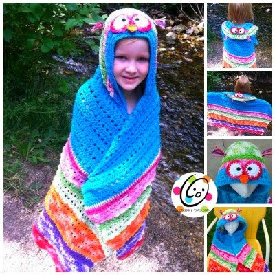 crochet towel pattern