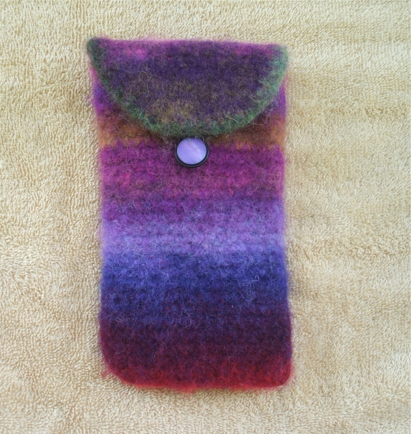 felted crochet pattern