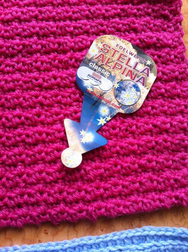 stella alpina yarn