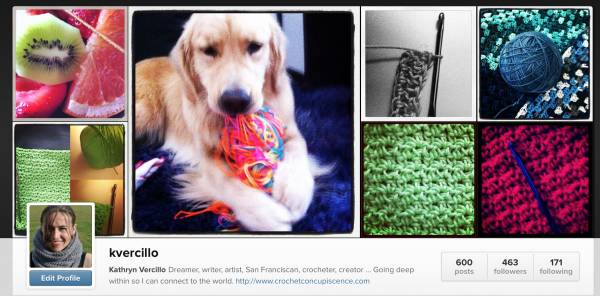 instagram crochet