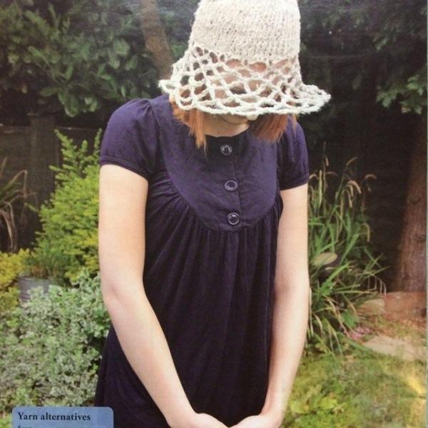 lisesolvan instagram crochet hat