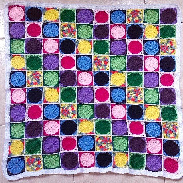 magneticmary crochet blanket