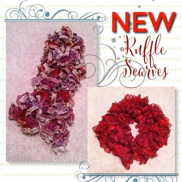 sapphire314 instagram crochet ruffles 600x600 Crochet Instagrammed