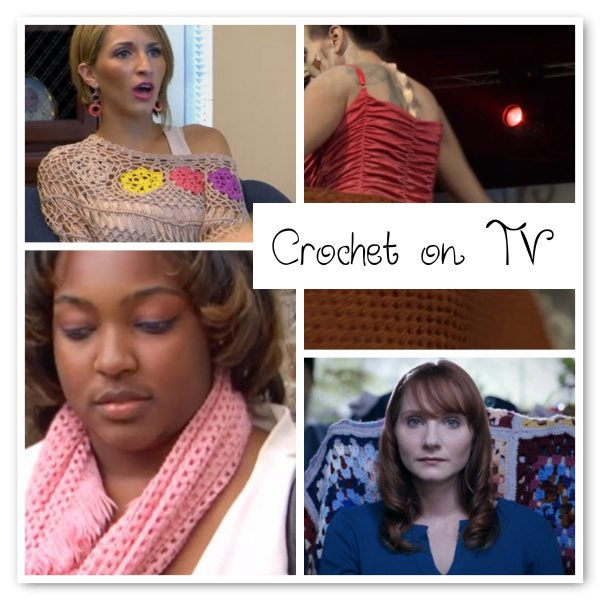 television show crochet Crochet Featured on TV Shows