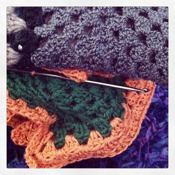 vercillo instagram blanket crochet