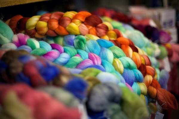yarn roving 600x399 Link Love for Best Crochet Patterns, Ideas and News