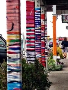 yarnbombing1 Link Love for Best Crochet Patterns, Ideas and News