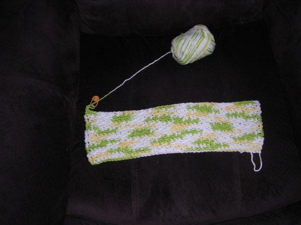 2ndhandtowel Crocheter Profile: Flo