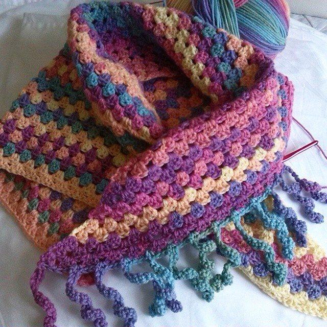 bethshannane crochet fringe Crochet Instagrammed