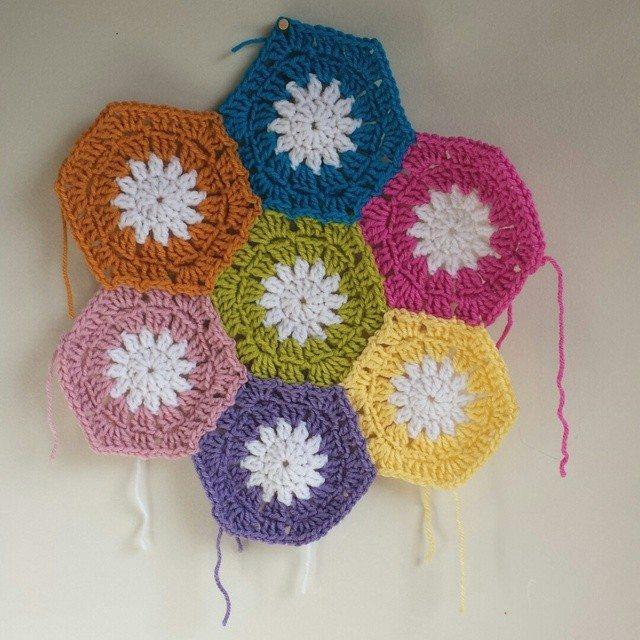 caseyplusthree crochet blanket