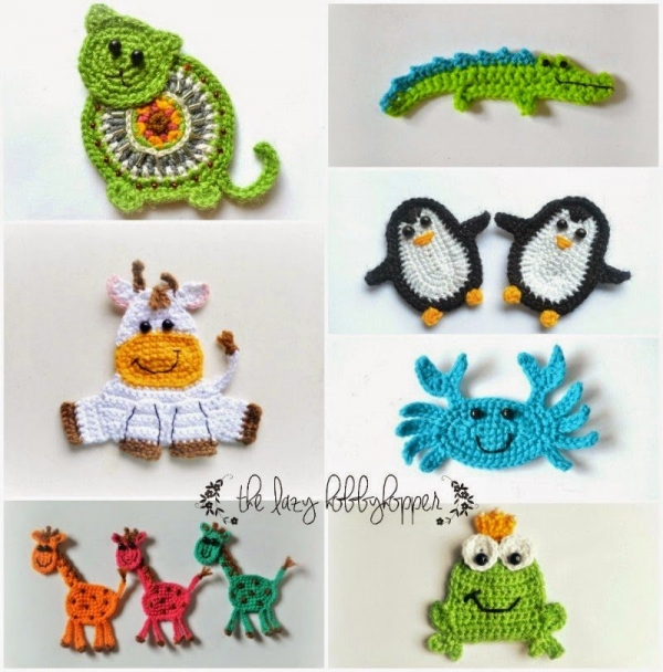 Crochet Applique : Pics Photos - Free Applique Crochet Patterns My Crochet Help