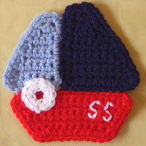 crochet boat Link Love for Best Crochet Patterns, Ideas and News