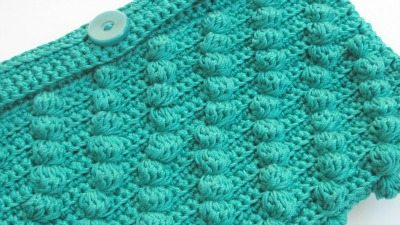 crochet bobbles pattern