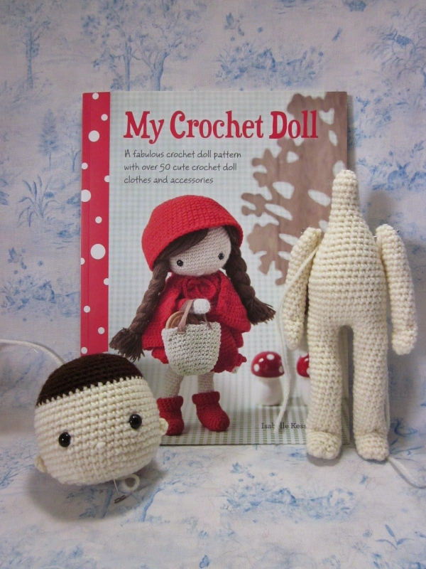 crochet doll book