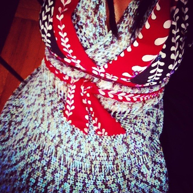 crochet dress1 Crochet Instagrammed