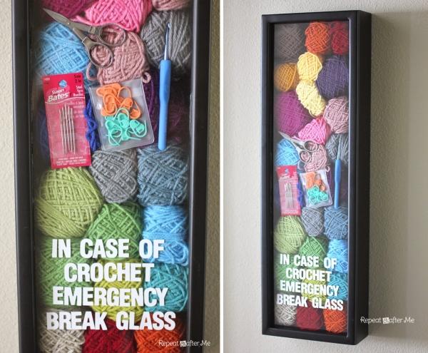 crochet emergency