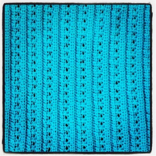 crochet fabric 600x600 Crochet Instagrammed