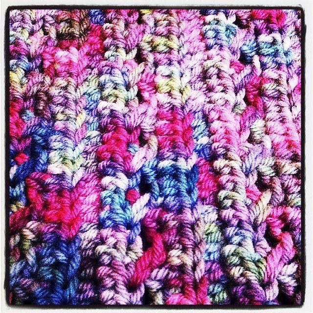 Crochet Materials : crochet fabric