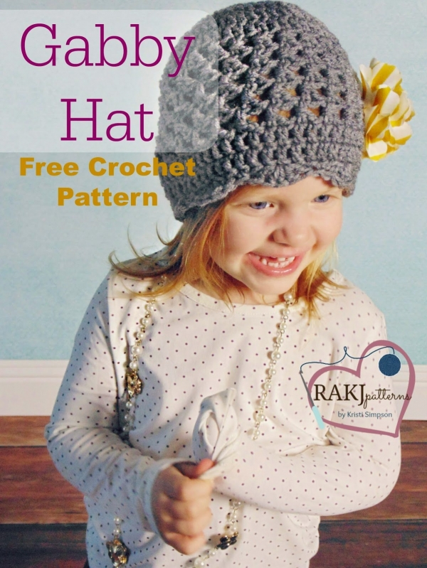 crochet hat pattern2 600x799 Link Love for Best Crochet Patterns, Ideas and News