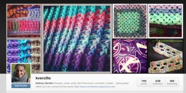 ganchillo instagram