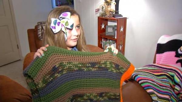 crochet kid