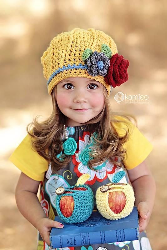 crochet kids' hat pattern