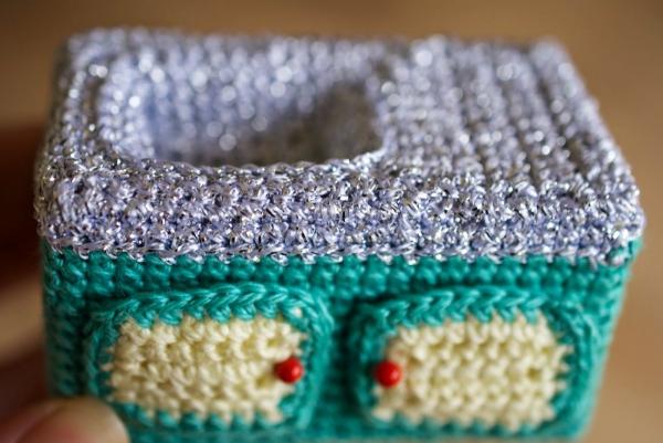 crochet sink