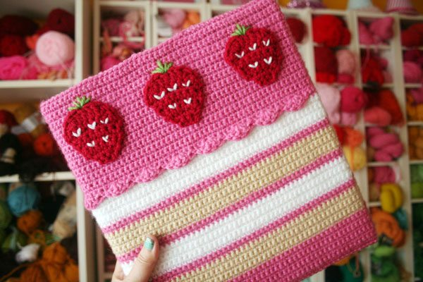 crochet strawberry pattern Link Love for Best Crochet Patterns, Ideas and News