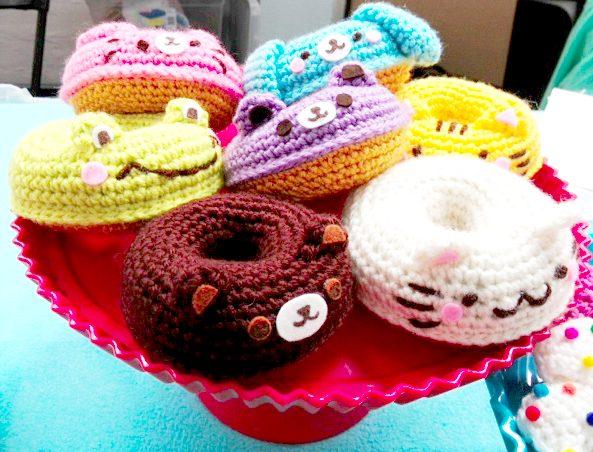 crochet twinkie